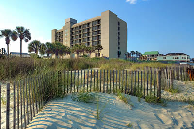 Oceanfront Surfside Beach Resort
