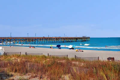 Surfside Pier