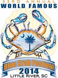 Blue Crab Festival in Little River, South Carolina