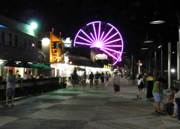 The Myrtle Beach Boardwalk