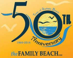 Surfside Beach 50th Anniversary Celebration