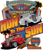 Run to the Sun Car Show