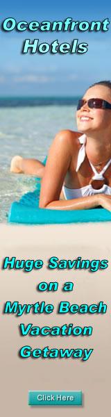 myrtle beach specials