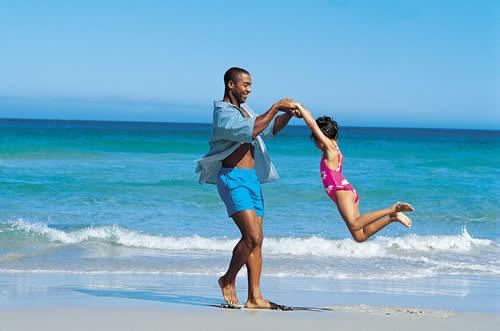 Beachfront Family Fun