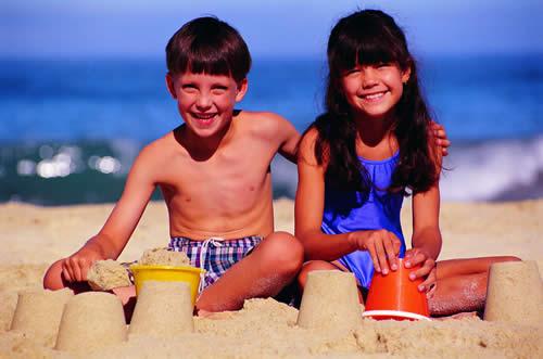 Family-Friendly Beachfront Hotel