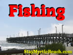 Fishing in Myrtle Beach