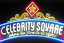 Celebrity Square - Broadway at the Beach