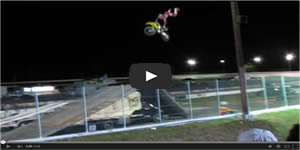 Motorcycle Jumps Video