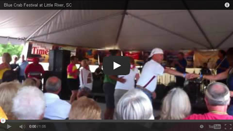 Little river blue crab festival stay myrtle beach for Myrtle beach arts and crafts festival