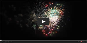 Boardwalk Fireworks Video