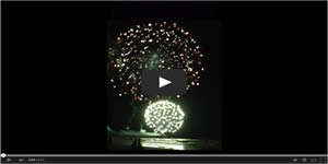Cherry Grove Pier July 4th Fireworks Show Video