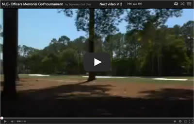 National Law Enforcement Officers Memorial Golf Classic Video