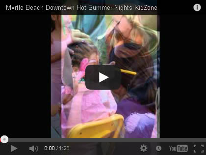 Hot Summer Nights Video