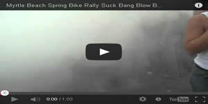 Burnout Pit at Suck Bang Blow
