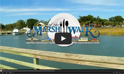 Taste of the MarshWalk Video